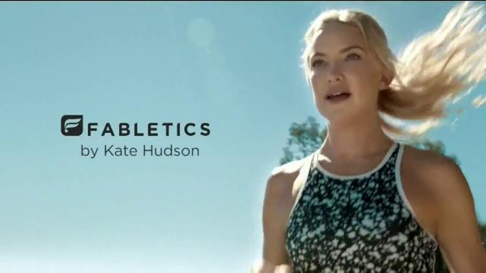 Fabletics.com TV Commercials - iSpot.tv Kate Hudson Activewear