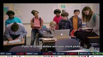 Interactive Brokers TV Spot, 'Paper Trading Account'