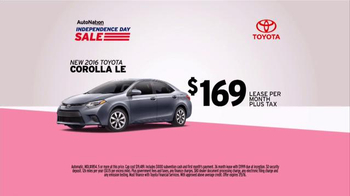 Independence Day Sale: 2016 Toyota Corolla thumbnail