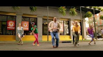 Popeyes Boneless Wing Bash TV Spot, 'Música' con Alejandro Patino [Spanish]