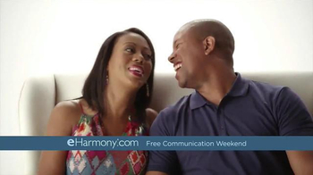 Eharmony free communication weekend 1