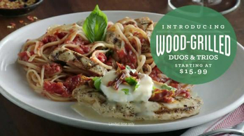 Carrabba's Grill TV Spot, 'For the Love of the Wood Grill'