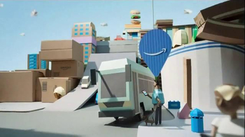 Amazon Prime Day TV Spot, 'Deals Are Everywhere'