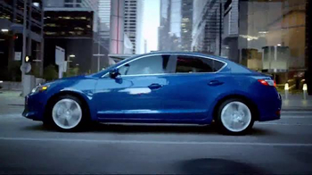 2016 Acura ILX TV Spot, 'NHTSA Five-Star Safety Rating'