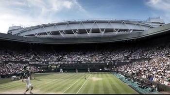Rolex TV Spot, 'Rolex and Wimbledon'