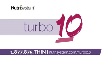 Nutrisystem Turbo10 TV Spot, 'This Summer' Featuring Melissa Joan Hart