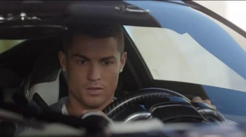 Nike TV Spot, 'The Switch' Featuring Cristiano Ronaldo