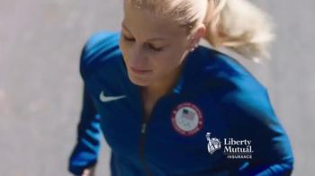 Liberty Mutual TV Spot, 'Team USA: Medals' Featuring Kayla Harrison