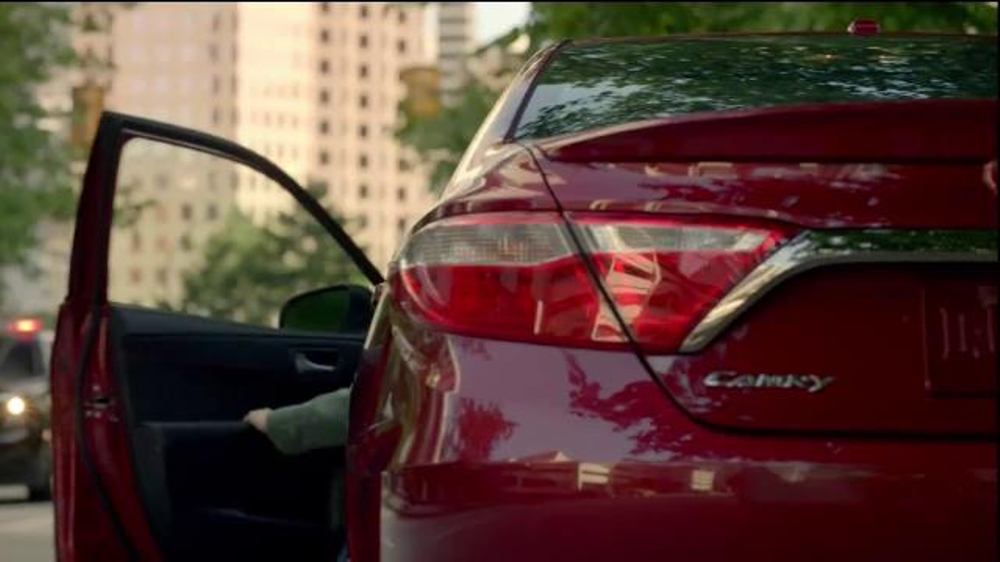 2017 toyota camry tv commercial 39 presidential escort. Black Bedroom Furniture Sets. Home Design Ideas
