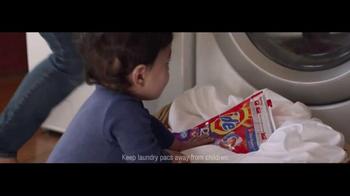 Tide Pods TV Spot, 'Laundry Time' - Thumbnail 5