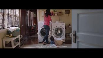 Tide Pods TV Spot, 'Laundry Time' - Thumbnail 7