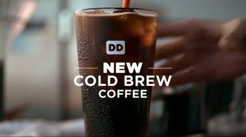 Dunkin' Donuts Cold Brew Coffee TV Spot, 'The Craft of Cold Brew'