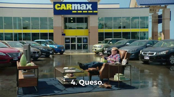 CarMax TV Spot, 'The Seven Stages' Featuring Andy Daly