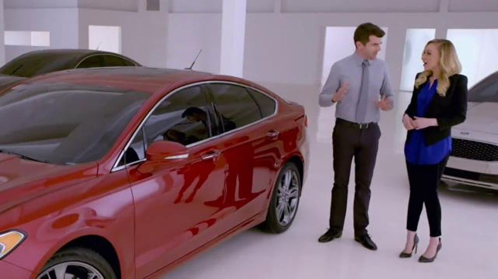 2017 ford fusion tv commercial 39 fx network the heat 39. Cars Review. Best American Auto & Cars Review