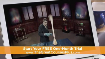 The Great Courses Plus TV Spot, 'Unlimited Video Learning'