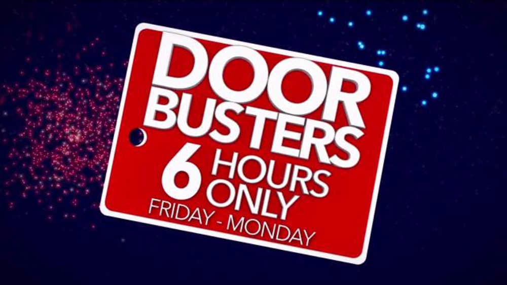Sleepy S 4 Day Doorbuster Weekend Tv Commercial Six
