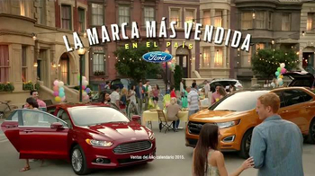 Gran Venta Freedom de Ford TV Spot, 'Fiesta' canción por Pitbull [Spanish]