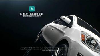 2017 Mitsubishi Mirage TV Spot, 'Small Breakthrough'