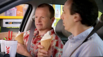Sonic Drive-In Ice Cream Cone Day TV Spot, 'Bobby Gamboa' - 299 commercial airings
