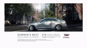Cadillac Summer's Best TV Spot, 'Lost & Found' - Thumbnail 7
