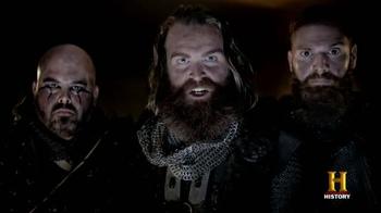 History Channel: Vikings thumbnail