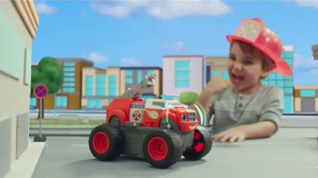 Blaze and the Monster Machines Transforming Fire Truck TV Spot, 'Smoke'