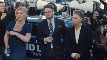 Bud light tv commercial party security featuring seth rogen bud light tv spot party security featuring seth rogen ronda rousey mozeypictures Images
