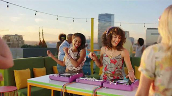 Dannon Light & Fit Greek Mousse TV Spot, 'Jane Mixes Things Up' - Thumbnail 1