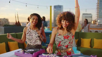 Dannon Light & Fit Greek Mousse TV Spot, 'Jane Mixes Things Up'