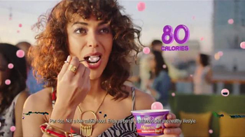 Dannon Light & Fit Greek Mousse TV Spot, 'Jane Mixes Things Up' - Thumbnail 8