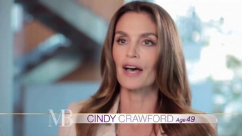 Meaningful Beauty TV Spot, \'Glamour & Glow Duo\' Featuring Cindy Crawford