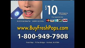 Fresh Pops TV Spot, 'Feel the Crackle of Fresh Breath' - Thumbnail 9