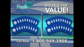 Fresh Pops TV Spot, 'Feel the Crackle of Fresh Breath' - Thumbnail 8