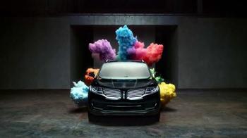 Lincoln Motor Company TV Spot, 'Paint'