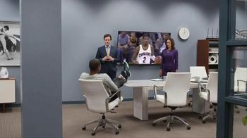 Foot Locker TV Spot, 'The Commercial' Featuring Kyrie Irving, Josh Gad