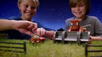 Disney Pixar Cars Chase and Change Frank: Color Change Fun thumbnail