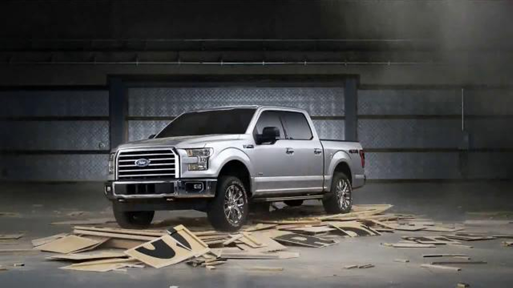 ford f series tv commercial 39 america 39 s best selling truck. Black Bedroom Furniture Sets. Home Design Ideas