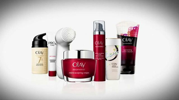 Olay TV Spot, 'Ageless Skin Revealed'