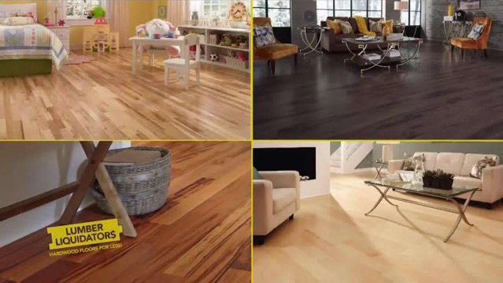 Lumber Liquidators TV Commercial, 'Spring 2016 Flooring ...