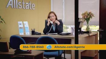 allstate tv commercial, 'cheques de bono' - ispot.tv