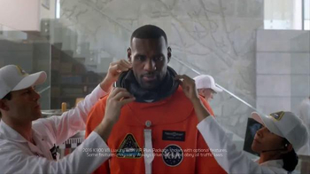 2016 Kia K900 TV Spot, 'Spaceship' Featuring LeBron James - 186 commercial airings