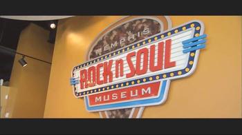 Memphis visitors bureau tv commercial i can t wait to get to