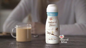 Coffee-Mate Natural Bliss TV Spot, 'Sabores naturales' [Spanish]