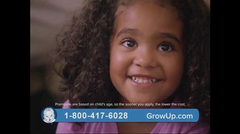 Gerber Life Grow-Up Plan TV Spot, \'Children\'s Life Insurance\'