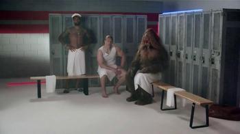 Jack Link's TV Spot, '#SasquatchWorkout: Cornerstones' Feat. Clay Matthews