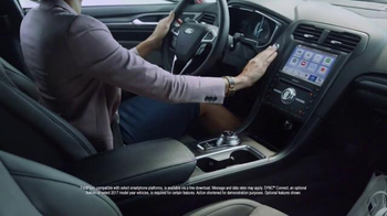 2017 Ford Fusion TV Spot, 'The Beauty of a Well-Made Choice' - Thumbnail 8