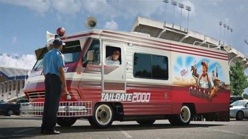 Dr Pepper TV Spot, 'College Football: Presenting the Tailgate 2000'