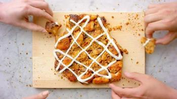 Papa John's Cinnamon Pull-Aparts TV Spot, 'Come Together'