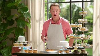 Papa John's TV Spot, 'Cupcakes' Featuring Peyton Manning, J.J. Watt - 4108 commercial airings