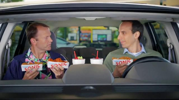 Sonic Drive-In BOGO Wing Night TV Spot, 'Can't Choose' - Thumbnail 2